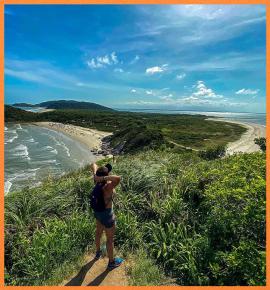 Páscoa Espetacular na Ilha do Mel - Litoral Paraná - Brasil