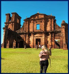 Páscoa Som e Luzes - São Miguel das Missões - RS