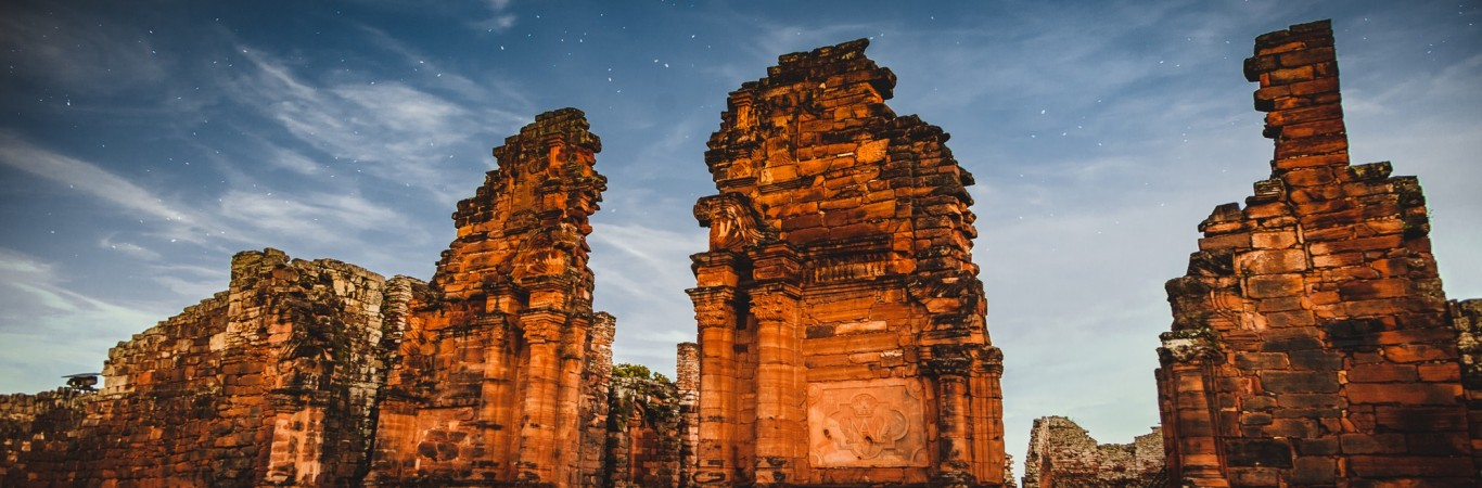 Missões Internacionais - Circuito Argentina e Paraguai