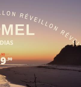 Réveillon Espetacular Ilha do Mel - 6 dias e 5 noites - Paraná