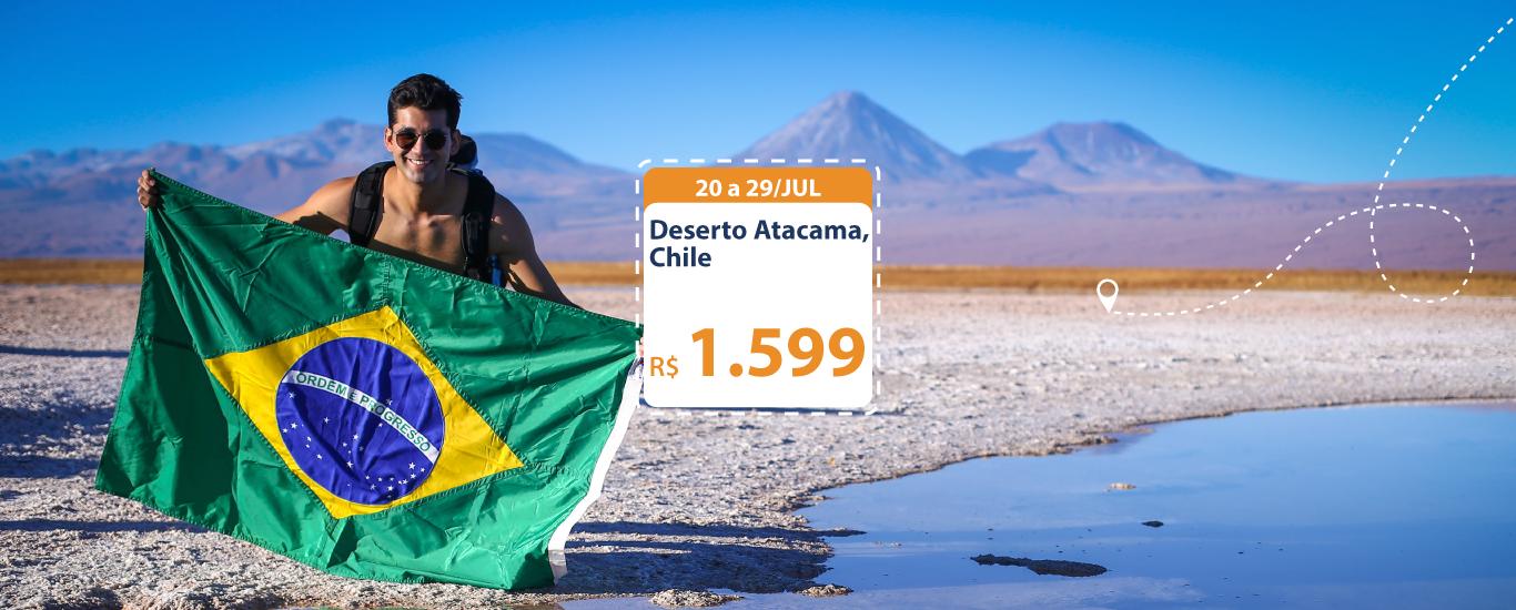 Deserto do Atacama -Chile
