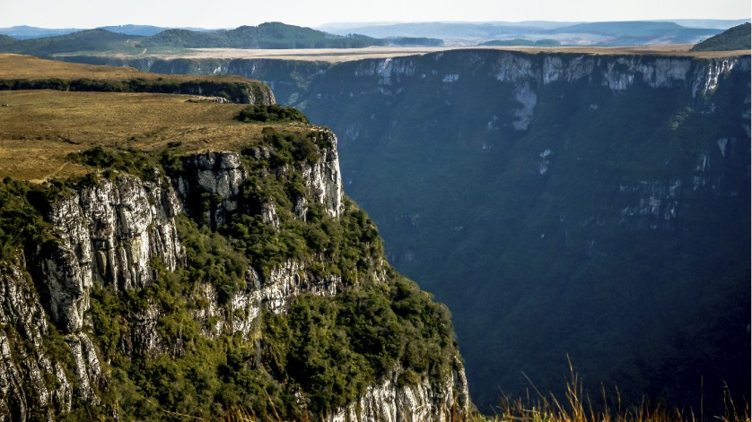 CAMBARÁ DO SUL - CANYON FORTALEZA