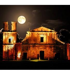Lua Cheia nas Ruínas das Missões - RS