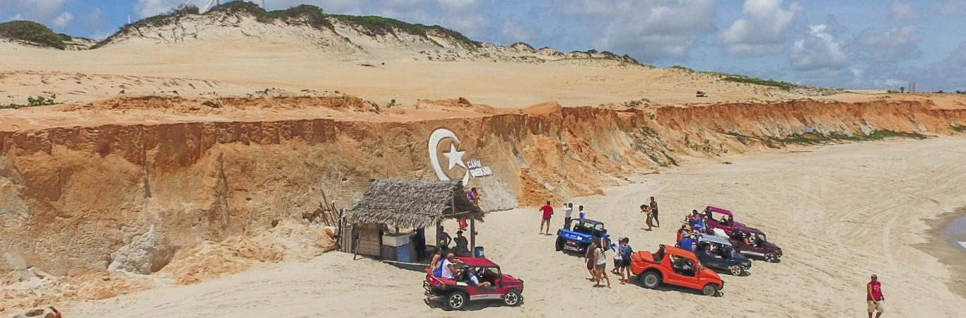 Expedição Praias do Brasil - Nordestão - CE